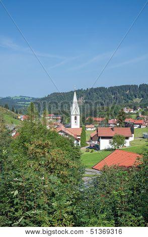 Jungholz,north Tirol,Austria