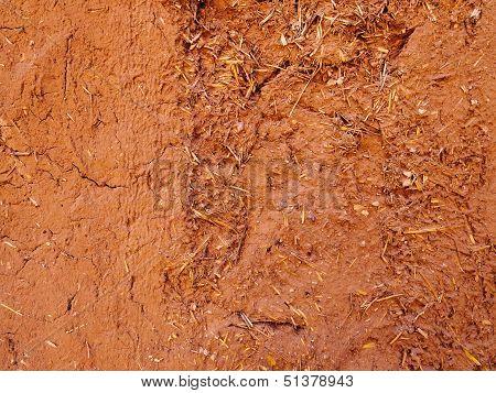Ait Benhaddou Wall Texture
