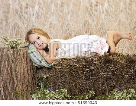 Resting Outside