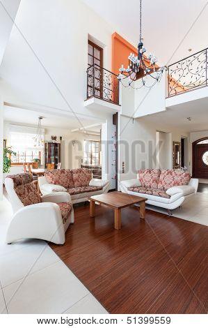 Classy House - Living Room Interior