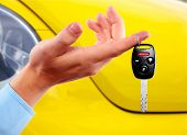 stock photo of start over  - Car keys - JPG