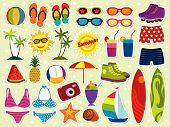 Постер, плакат: Летние каникулы