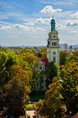 foto of evangelism  - Evangelical Lutheran Church of the Savior in Sopot Poland - JPG