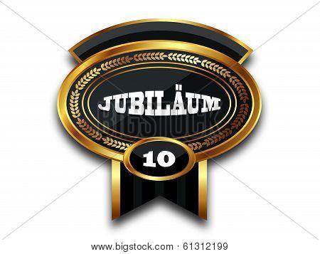 Medal - JubilÄum