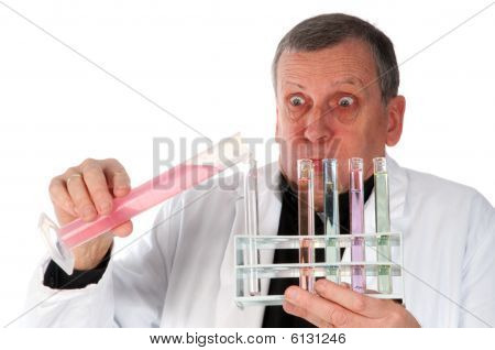 Experiment In The Laboratory
