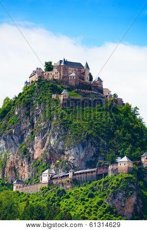 Hochosterwitz Stronghold In Austria