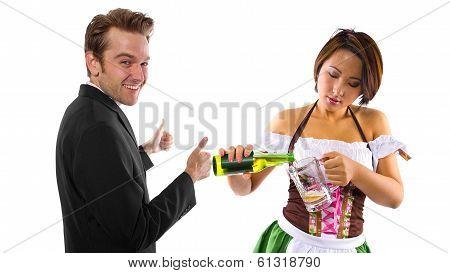 Bartender Temptation
