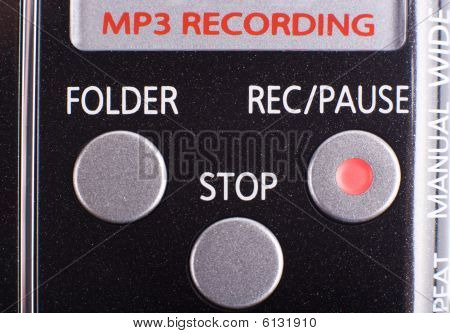 Recording Device Crop
