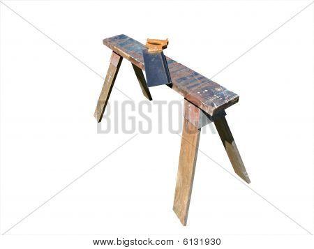 Builders sawhorse