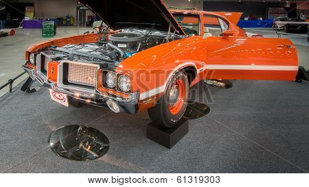 1972 Oldsmobile (Olds) Cutless 442 Interpretation