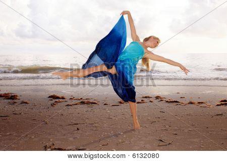 Dancing On One Leg