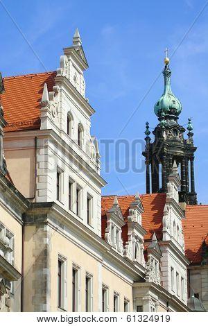Center of Dresden
