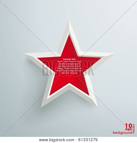 Big Red Star Infographic