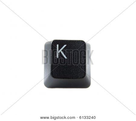 Keyboard Letter K