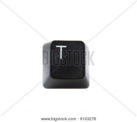 Keyboard Letter T