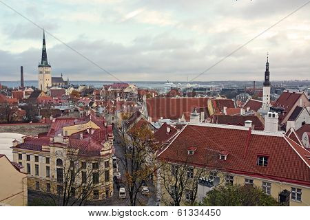Tallinn From The Top