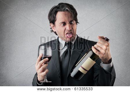 shocking wine