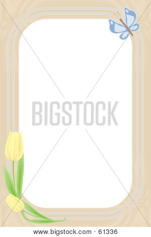 4 X 6 Photo Frame - Nature