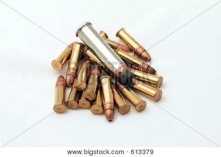 .22 And .38 Caliber Ammunition