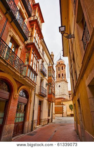 Valladolid City Street