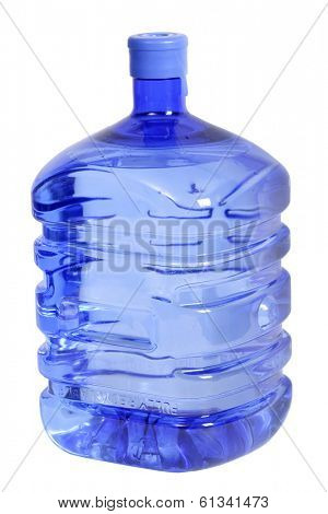Watercooler bottle