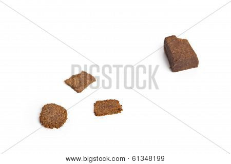 Slices Of Hashish