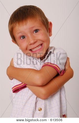 Expressive Kid 24