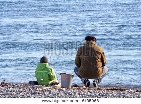 learning fishing
