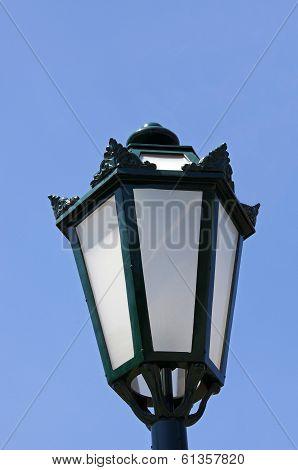 gas street light