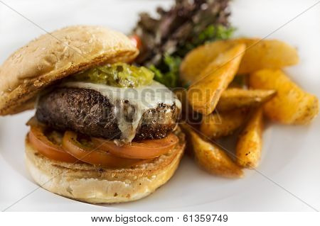 Juicy Chicken Burger