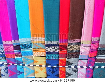 Hand-Woven cotton cloth