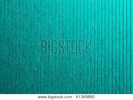 Green Fiberglass Texture With Vertical Lines