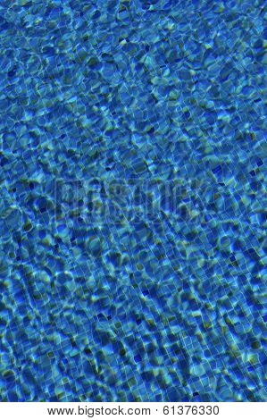 Rippled Swimming Pool