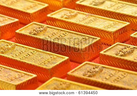 Chinese gold bullion