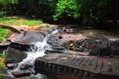 Kobal Spien - River of a Thousand Lingas (Siem Reap, Cambodia)