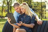 Modern Young Couple Online