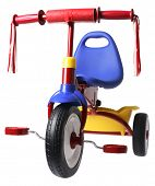 pic of tricycle  - child - JPG