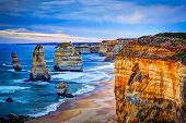 image of 12 apostles  - The Twelve Apostles - JPG