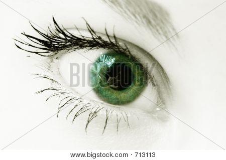 Misterious Eye