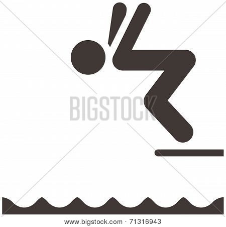 Diving Icon