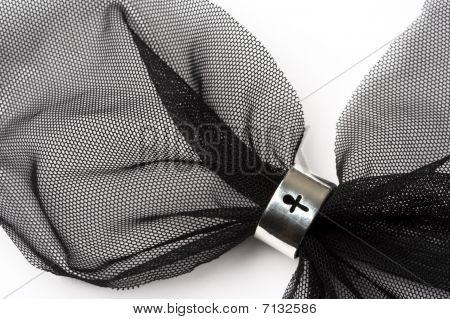 Gothic Ankh Ring