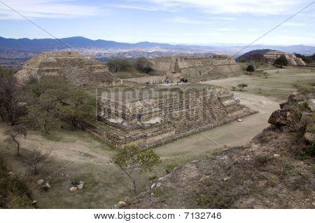 Monta Alban, Mexico
