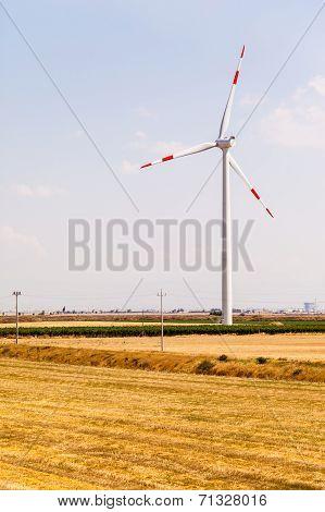 Country Wind Turbine