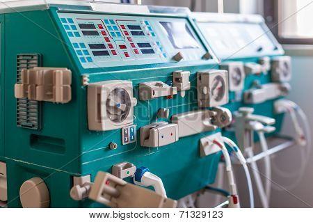 Hemodialysis Device