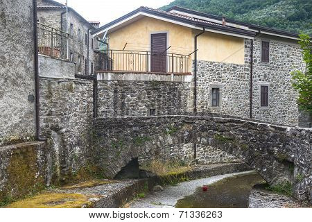 Codiponte, Old Village In Tuscany