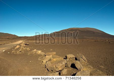 Hike to the Piton de la Fournaise