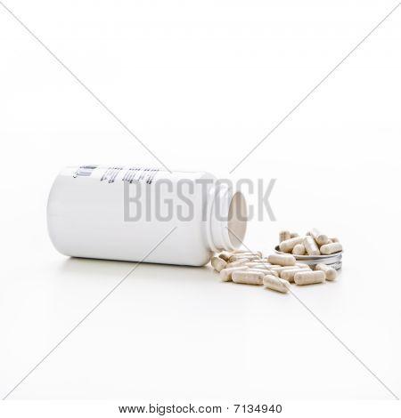 Tub Of Pills