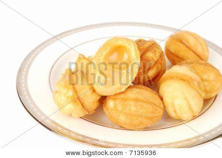 Nuts Cookies.