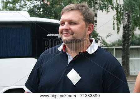 The Governor Of The Kirov Region Nikita Belykh