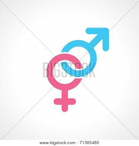 Men Women Symbol
